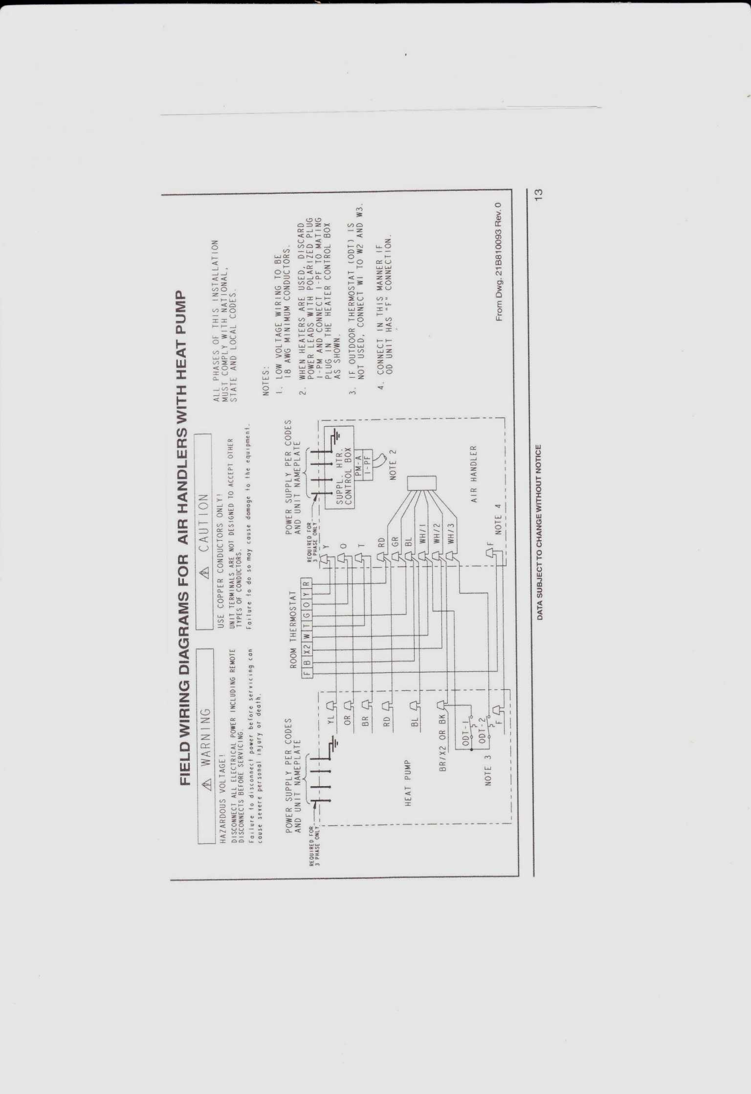 Rheem Gas Furnace Wiring Diagram - All Wiring Diagram - Gas Furnace Thermostat Wiring Diagram