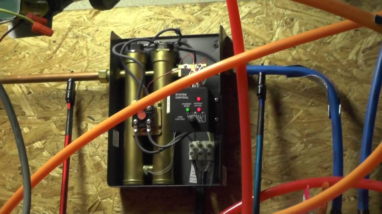 Rheem Rete-13 Tankless Water Heater Operation - Youtube - Rheem Rte 13 Wiring Diagram