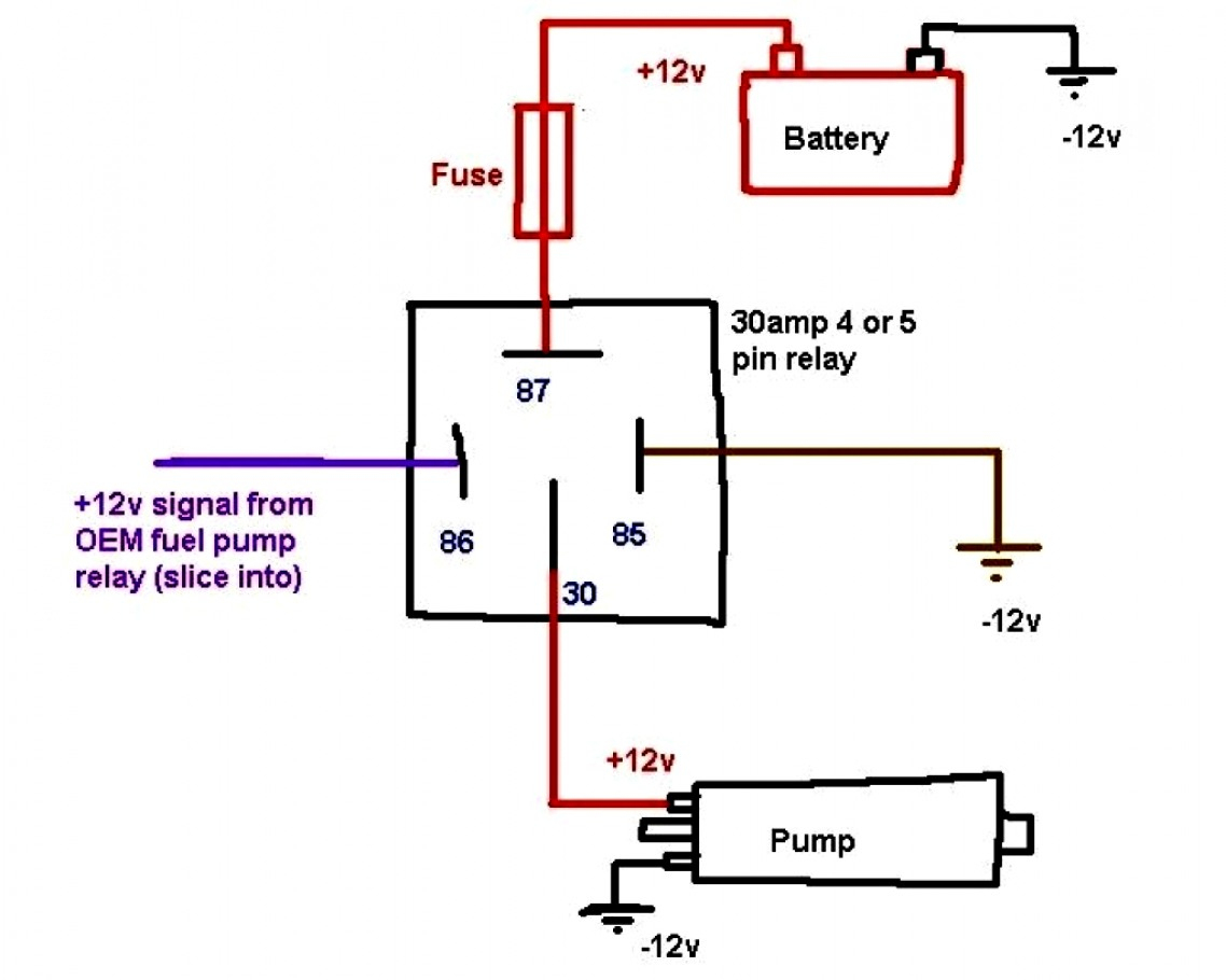 Rib Relay Wiring Diagram | Wiring Diagram - Rib Relay Wiring Diagram