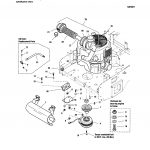 Riding Mower Engine Diagram | Wiring Library   Kohler Engine Wiring Diagram