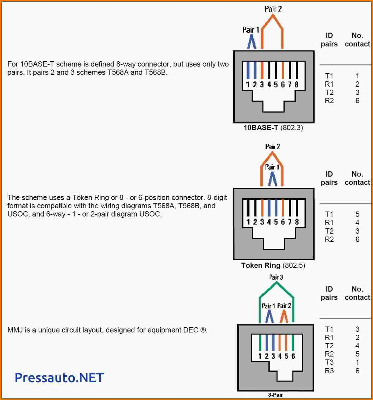 Rj11 Jack Wiring Diagram - Wiring Diagrams Click - Headphone Jack Wiring Diagram