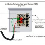 Rj11 Wiring Diagram Tip Ring | Wiring Diagram   Phone Line Wiring Diagram