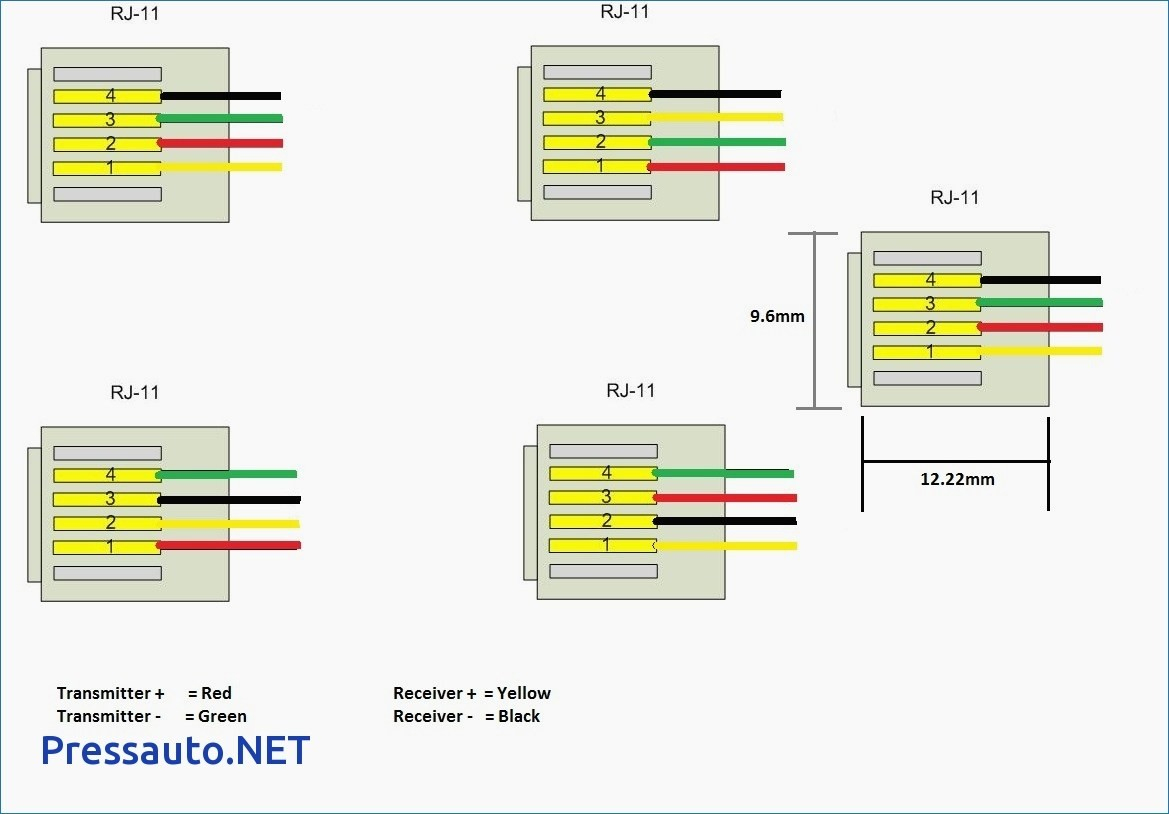 Rj45 110 Block Wiring Diagram | Best Wiring Library - Rj45 To Rj11 Wiring Diagram