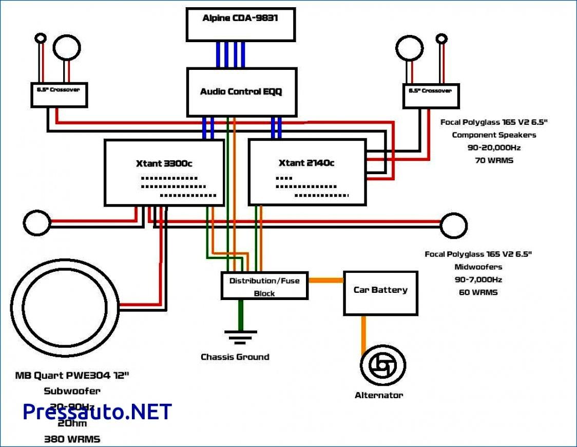 Rockford Fosgate 5 Channel Amp Wiring Diagram | Wiring Diagram - 5 Channel Amp Wiring Diagram