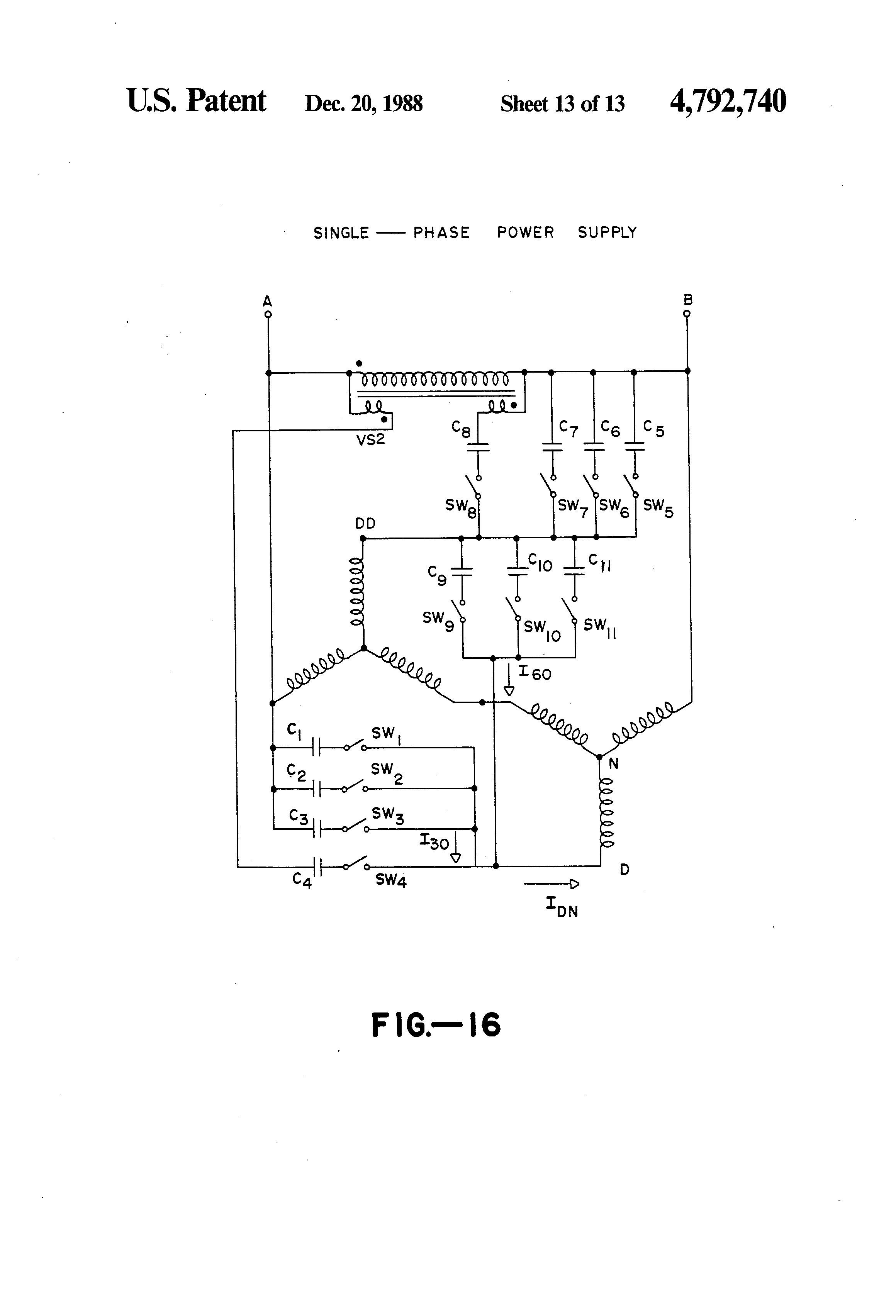 Ronk Roto Phase Wiring Diagram | Wiring Diagram - Rotary Phase Converter Wiring Diagram