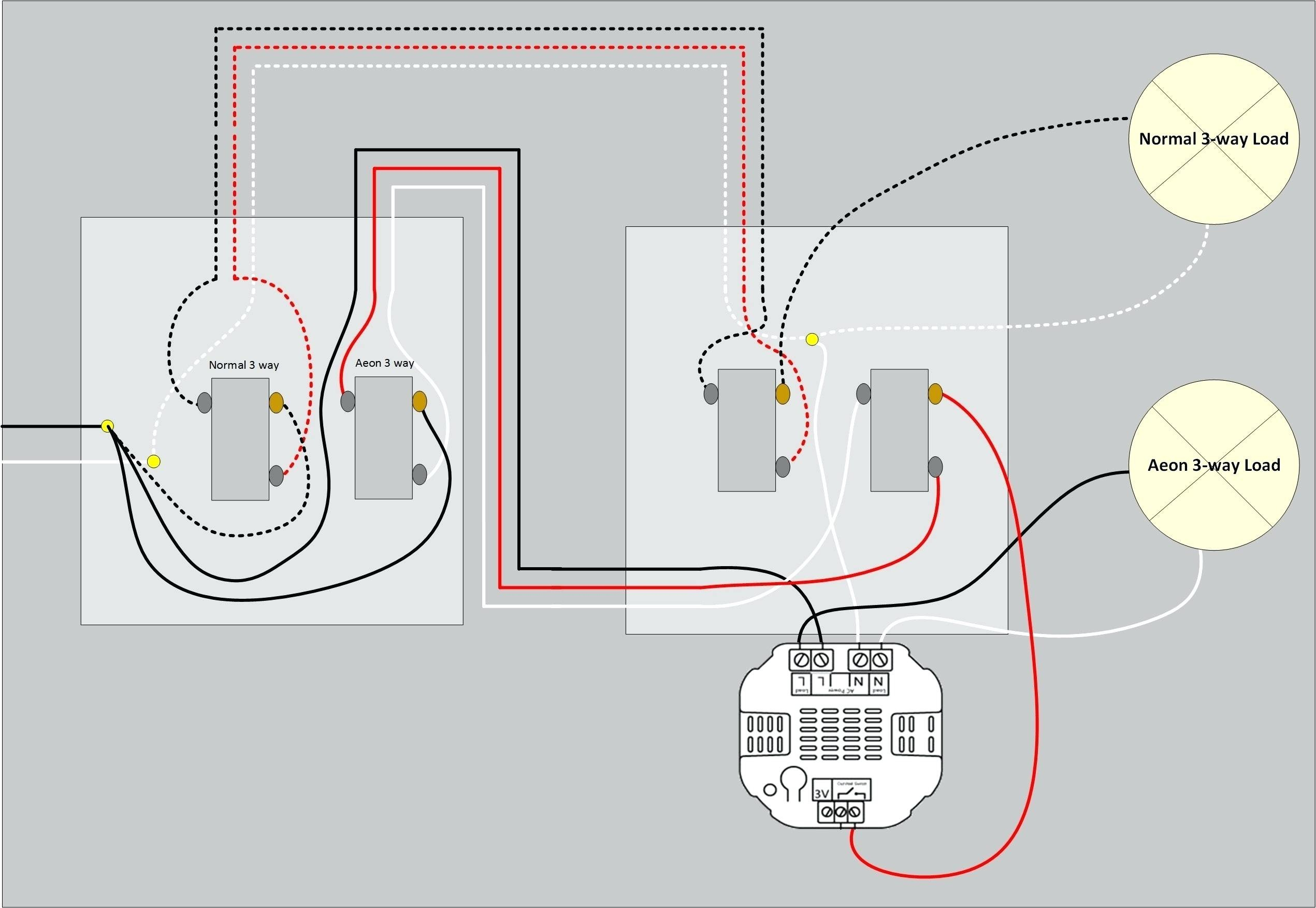 Rotary Dimmer Switch Wiring Diagram | Wiring Library - Leviton 3 Way Switch Wiring Diagram
