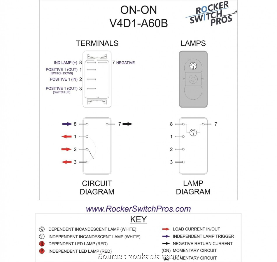 Rugged Ridge Rocker Switch Wiring Diagram | Wiring Diagram - Winch Rocker Switch Wiring Diagram