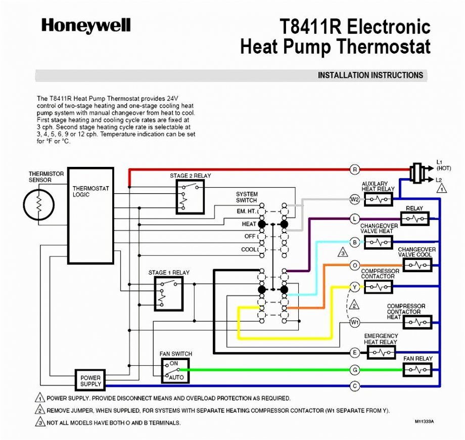 Ruud Heat Pump Wiring Diagram - Wiring Diagrams - Heatpump Wiring Diagram