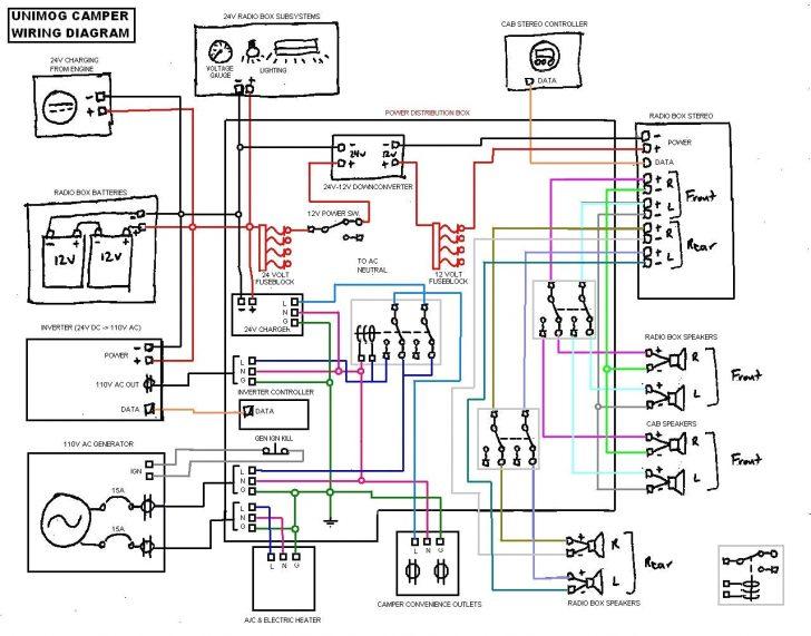 12 Volt Wiring Diagram For Lights