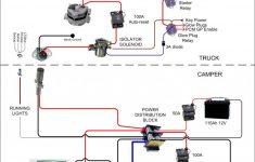 Rv Converter Wiring Diagram In Camper Plug Battery Images   Trailer Battery Wiring Diagram