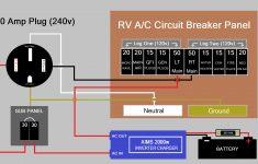 Rv Off Grid Set Up – Solar Wiring Diagram