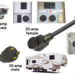 Rv Plug Wiring Diagram 110V 30Ap | Wiring Diagram   Rv Electrical Wiring Diagram