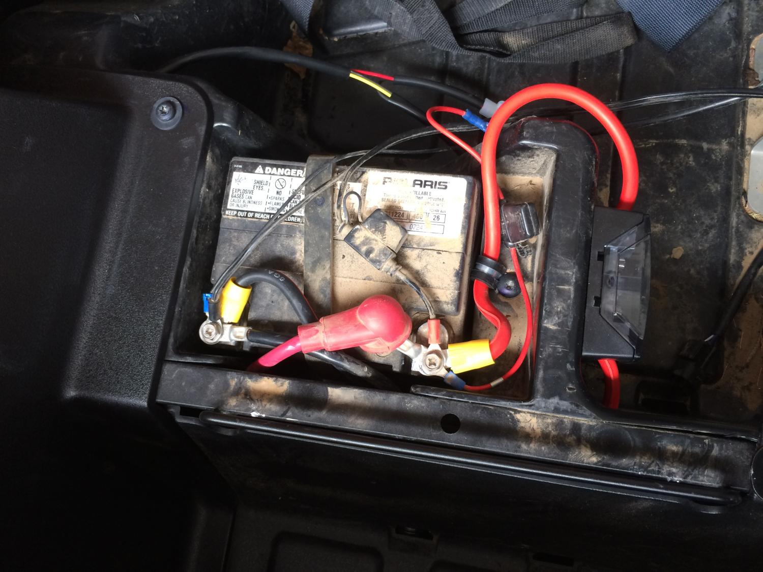 Rzr Fuse Box | Wiring Diagram - Polaris Ranger Wiring Diagram