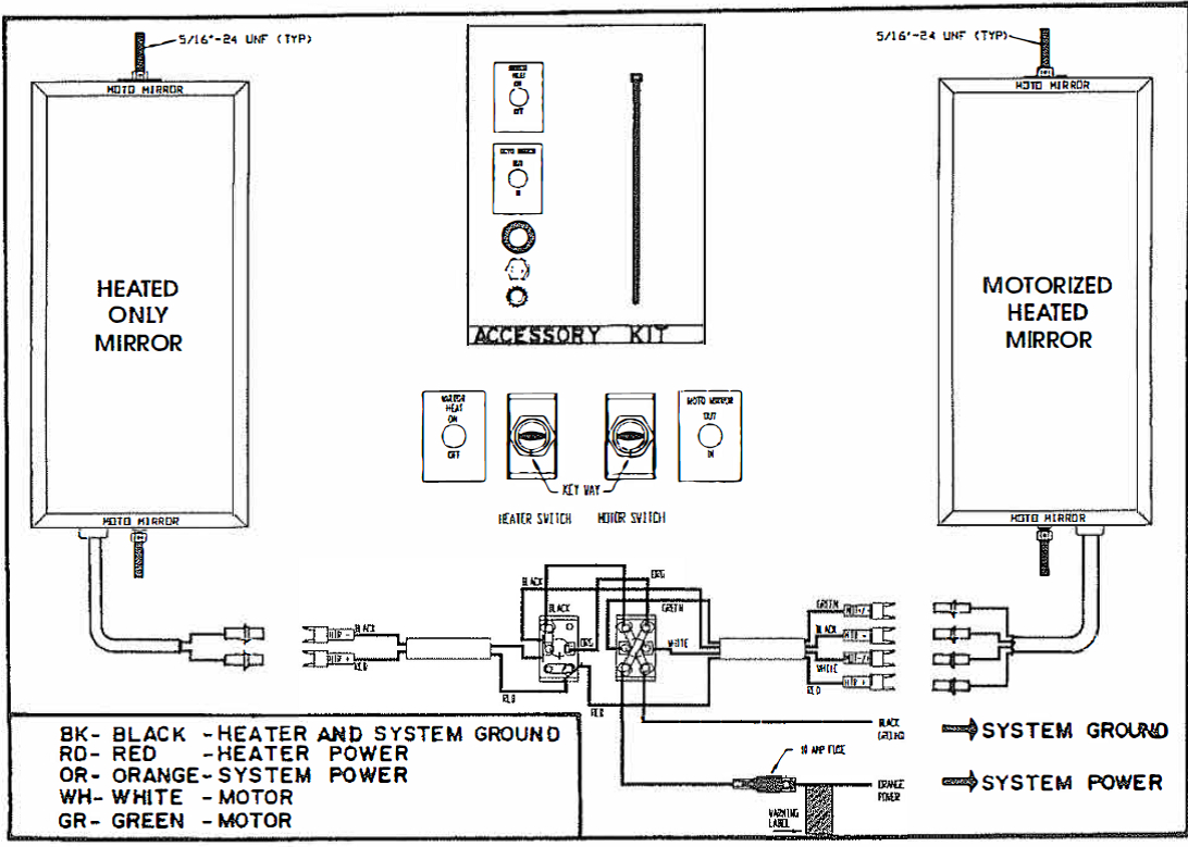 S14 Fuse Box | Wiring Diagram - Power Window Wiring Diagram