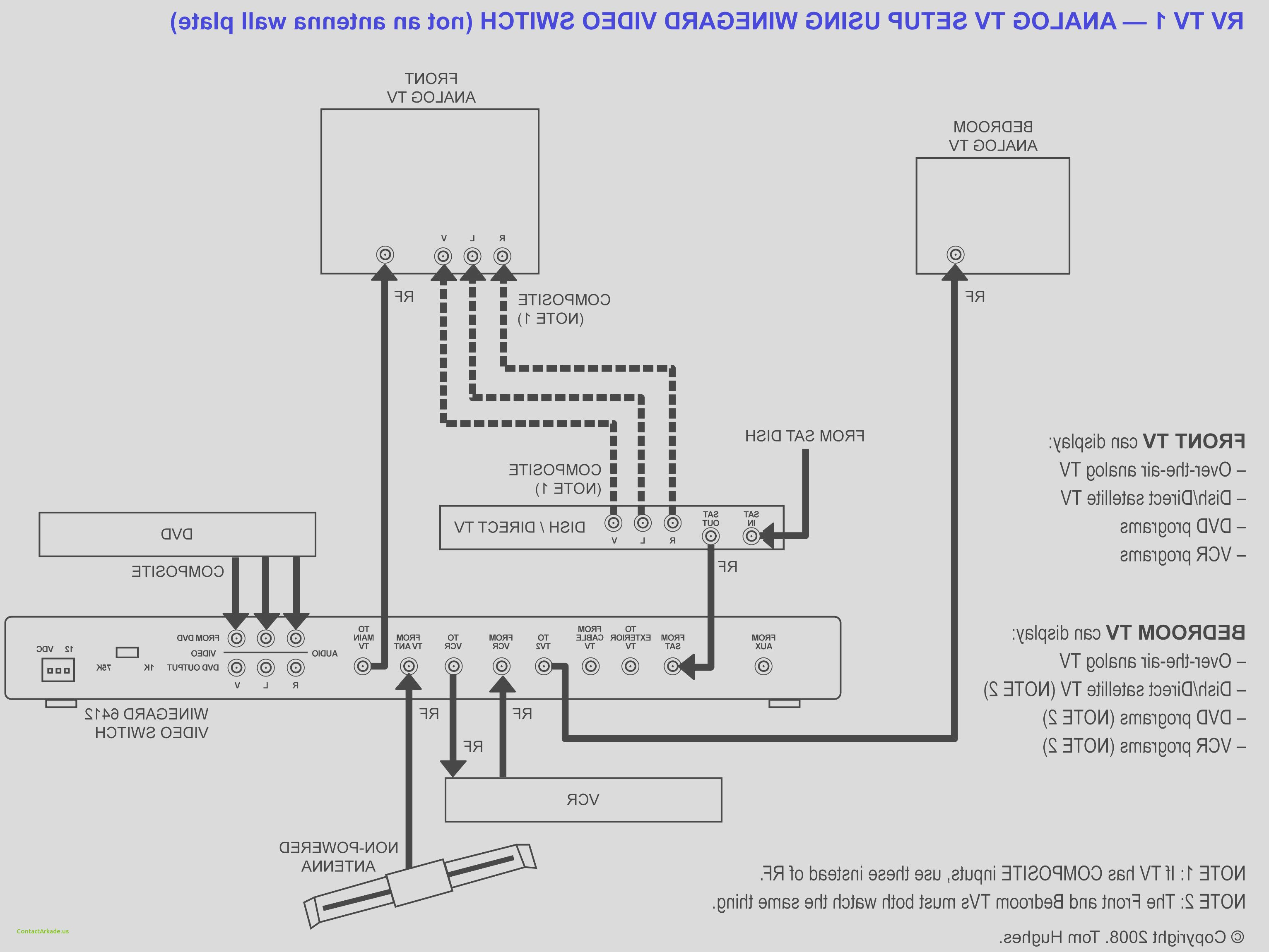 Satellite Dish Wiring Diagram | Wiring Library - Dish Network Satellite Wiring Diagram