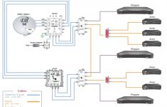 Satellite Wiring Diagram   Go Wiring Diagram   Directv Swm Wiring Diagram