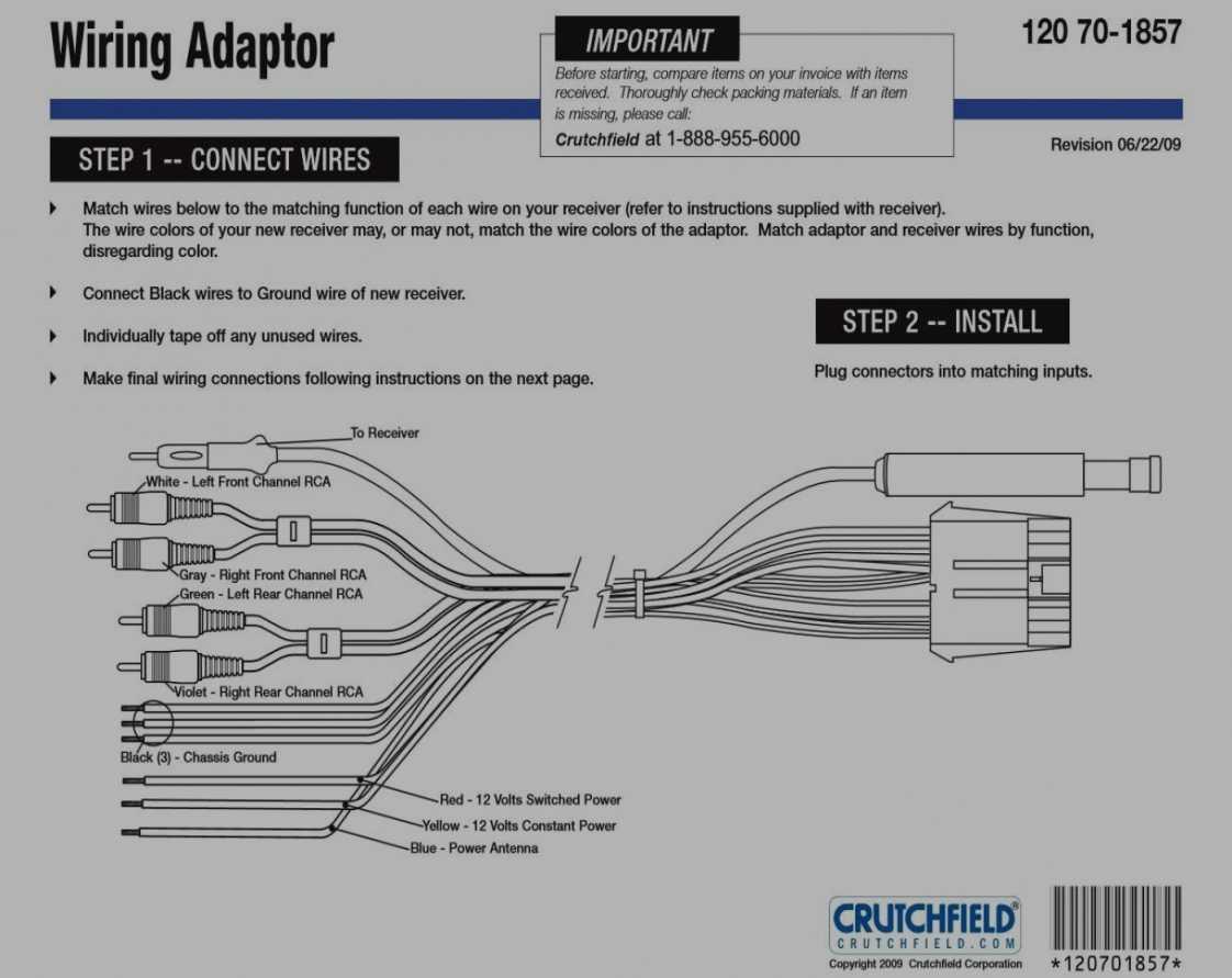 Scosche Wire Diagram Turn On | Wiring Diagram - Scosche Gm2000 Wiring Diagram