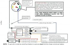 Semi Wiring Diagram | Wiring Library   7 Way Semi Trailer Plug Wiring Diagram