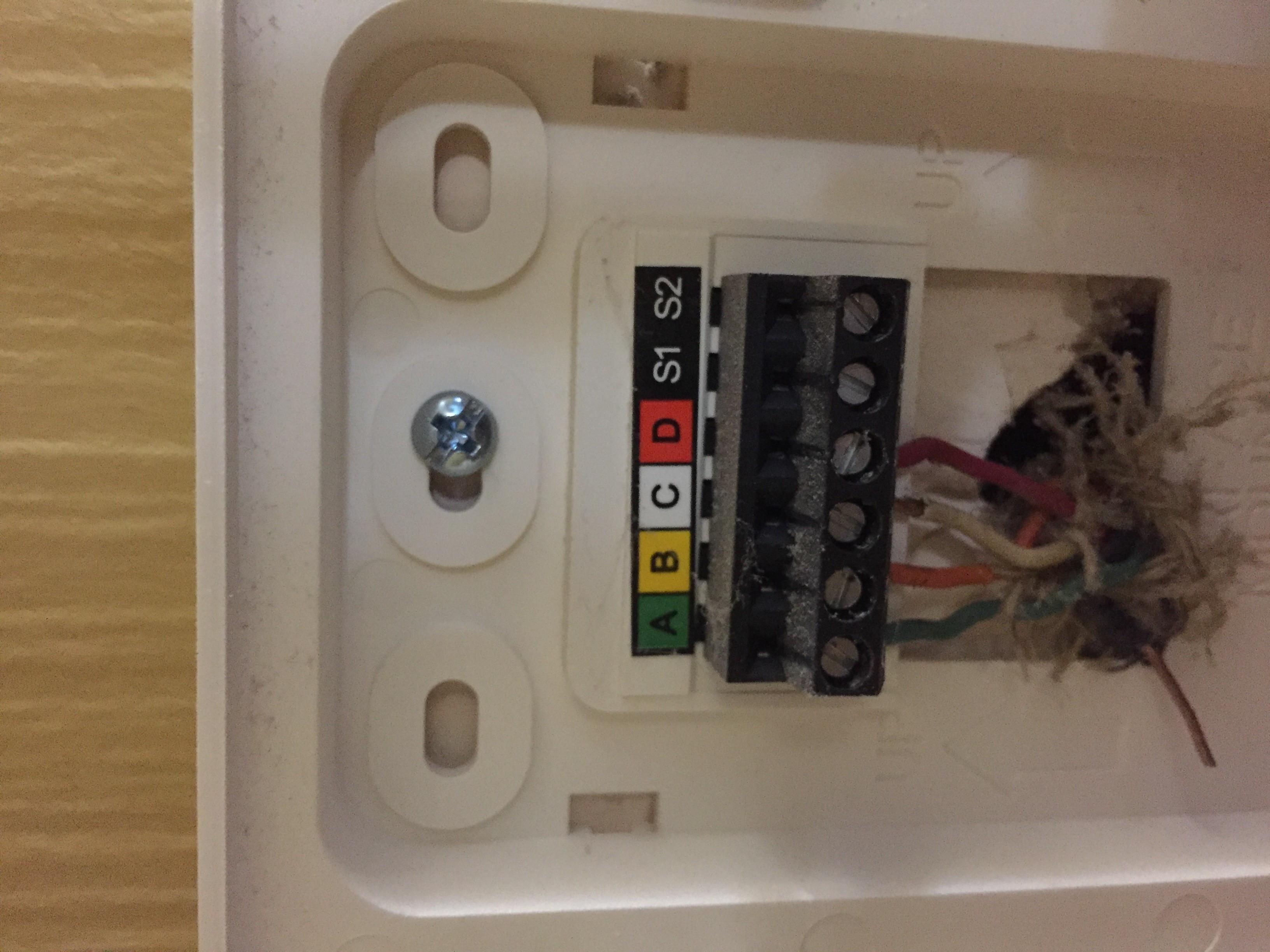 Sensi Thermostat Wiring Diagram | Wiring Diagram - Honeywell Wifi Thermostat Wiring Diagram