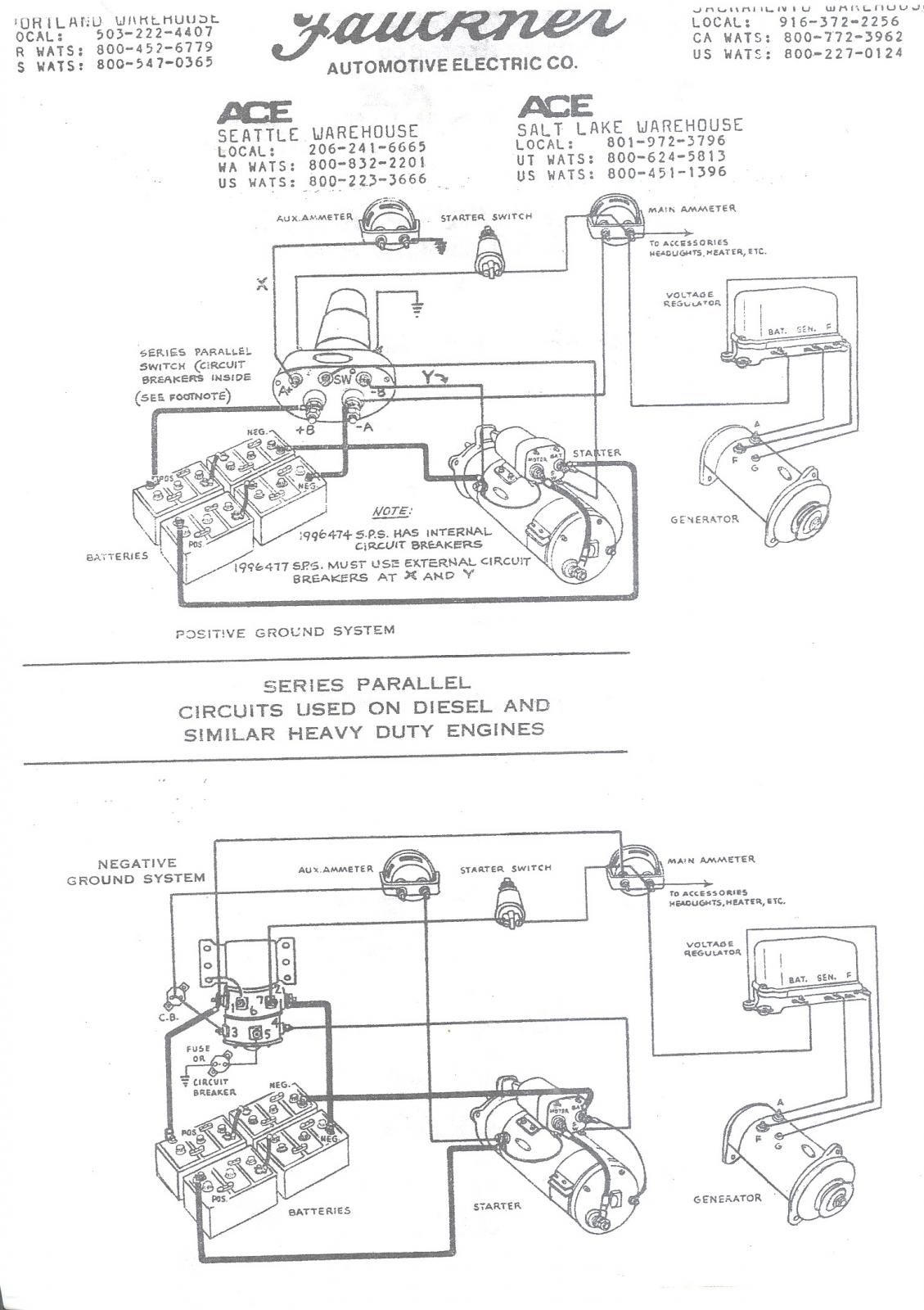 Series Parallel Wiring Diagram Kenworth - Wiring Diagram Data Oreo - Speaker Wiring Diagram Series Vs Parallel