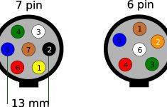 Silverado 7 Pin Round Trailer Plug Wiring Diagram | Wiring Library   Trailer Wiring Diagram 7 Pin Round