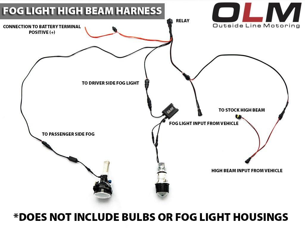 Silverado Fog Light Wiring Diagram | Manual E-Books - Fog Light Wiring Diagram With Relay