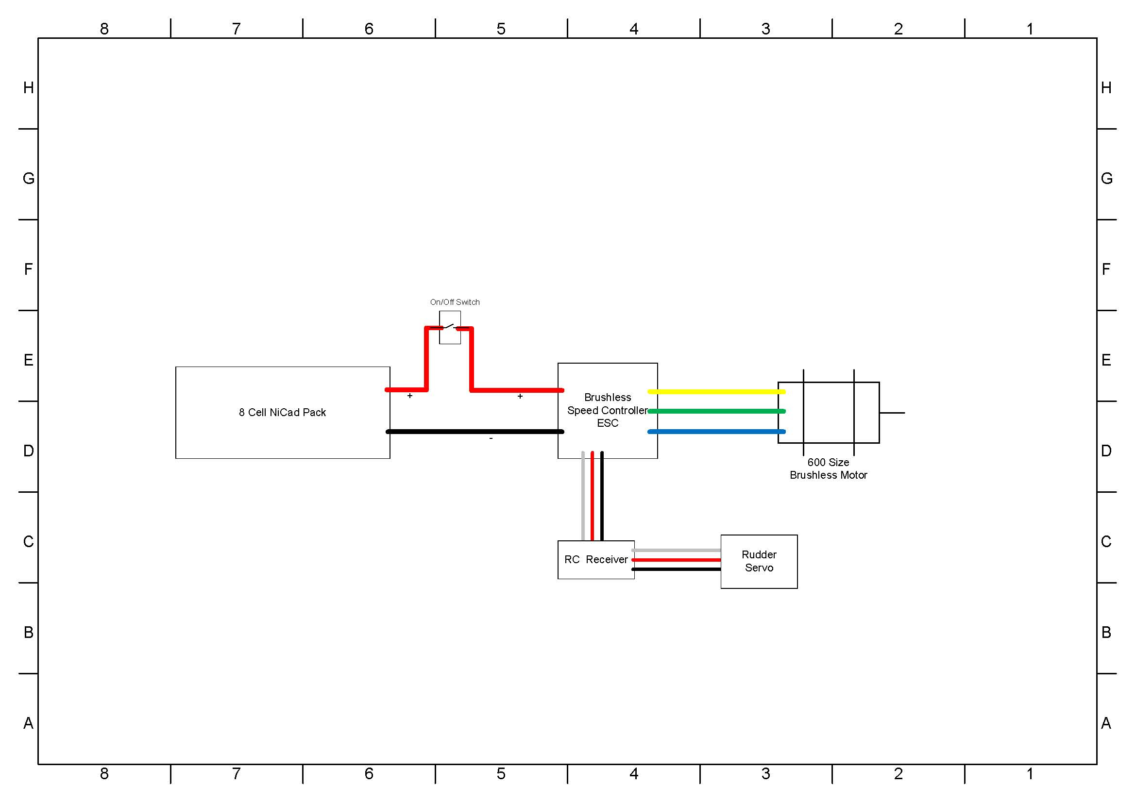 Simple Wiring Diagram   Manual E-Books - Simple Wiring Diagram