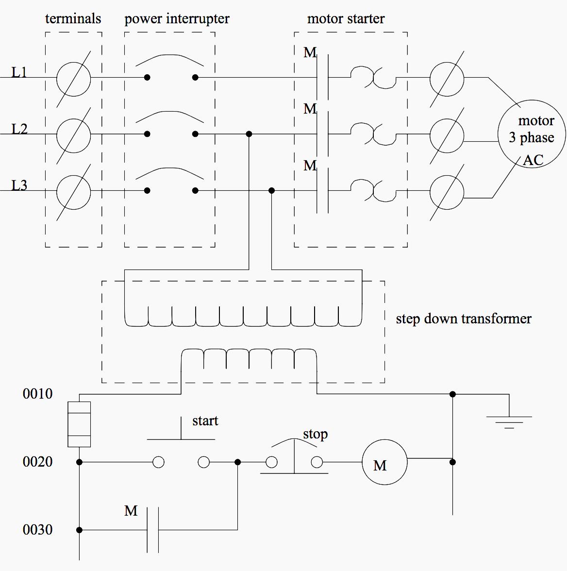 Single Line Wiring Diagram Plc   Manual E-Books - Plc Wiring Diagram