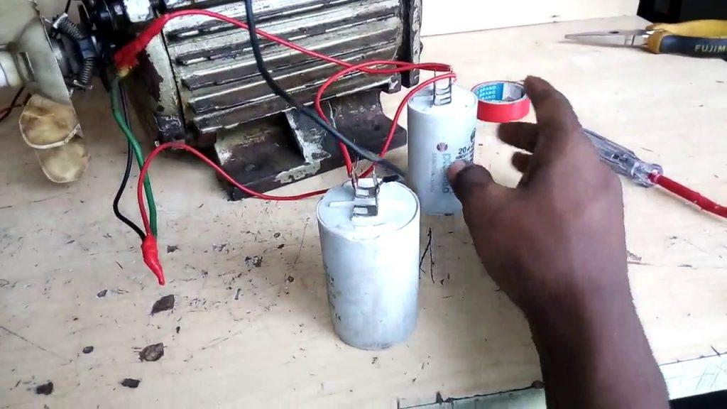 capacitor start capacitor run motor wiring diagram wirings diagram