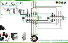 Single Phase Motor Forward Reverse Wiring Diagram | Wiring Diagram – Reversing Single Phase Motor Wiring Diagram
