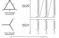 Single Phase Transformer Wiring Diagram Symbols For Three Phase   3 Phase Transformer Wiring Diagram