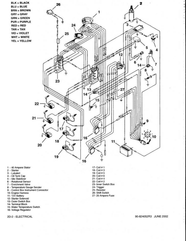 4 Post Contactor Wiring Diagram