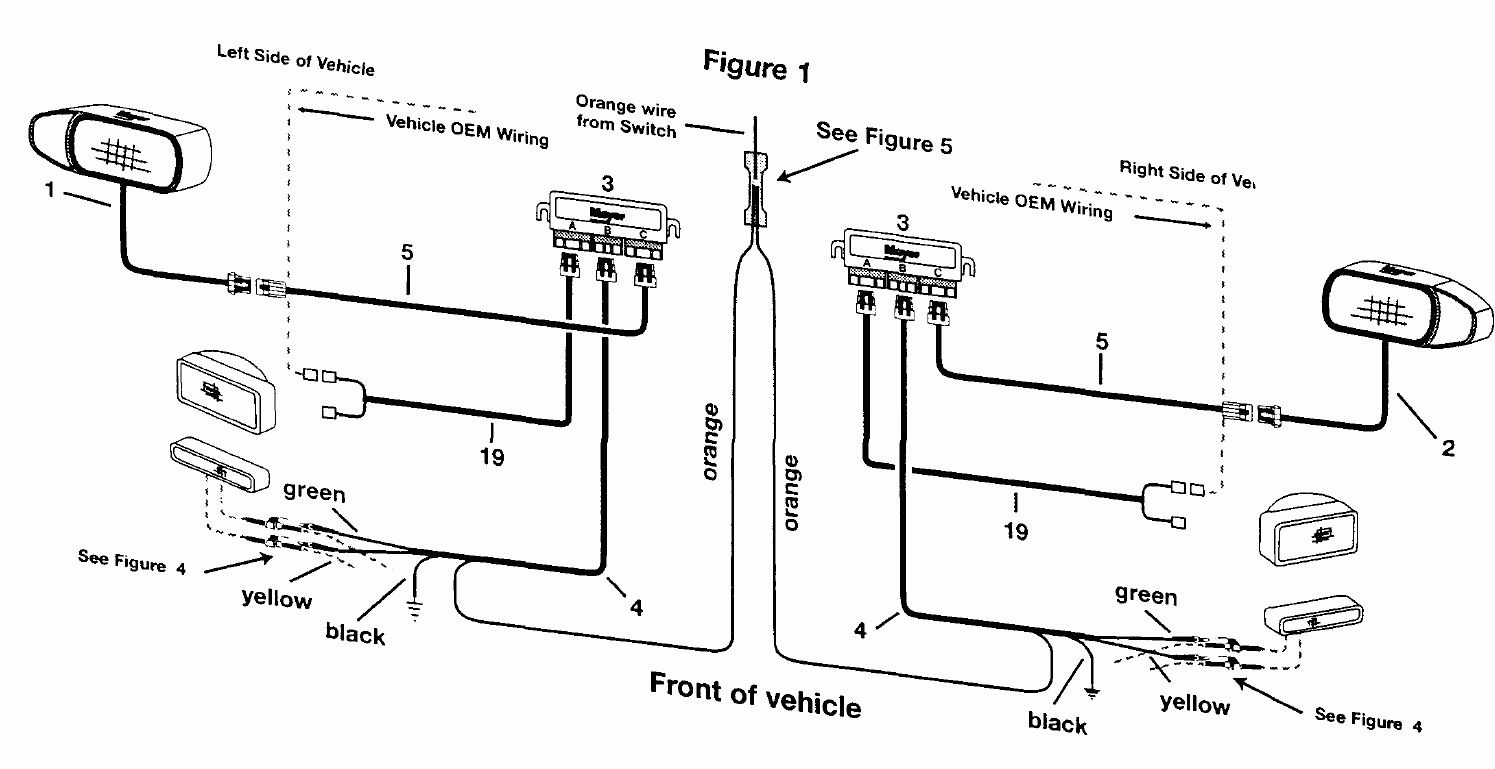 Snow Plow Controller Wiring Diagram - All Wiring Diagram - Western Snow Plows Wiring Diagram