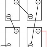 Solar Dc Battery Wiring Configuration | 48V Design And Instructions   12V Wiring Diagram