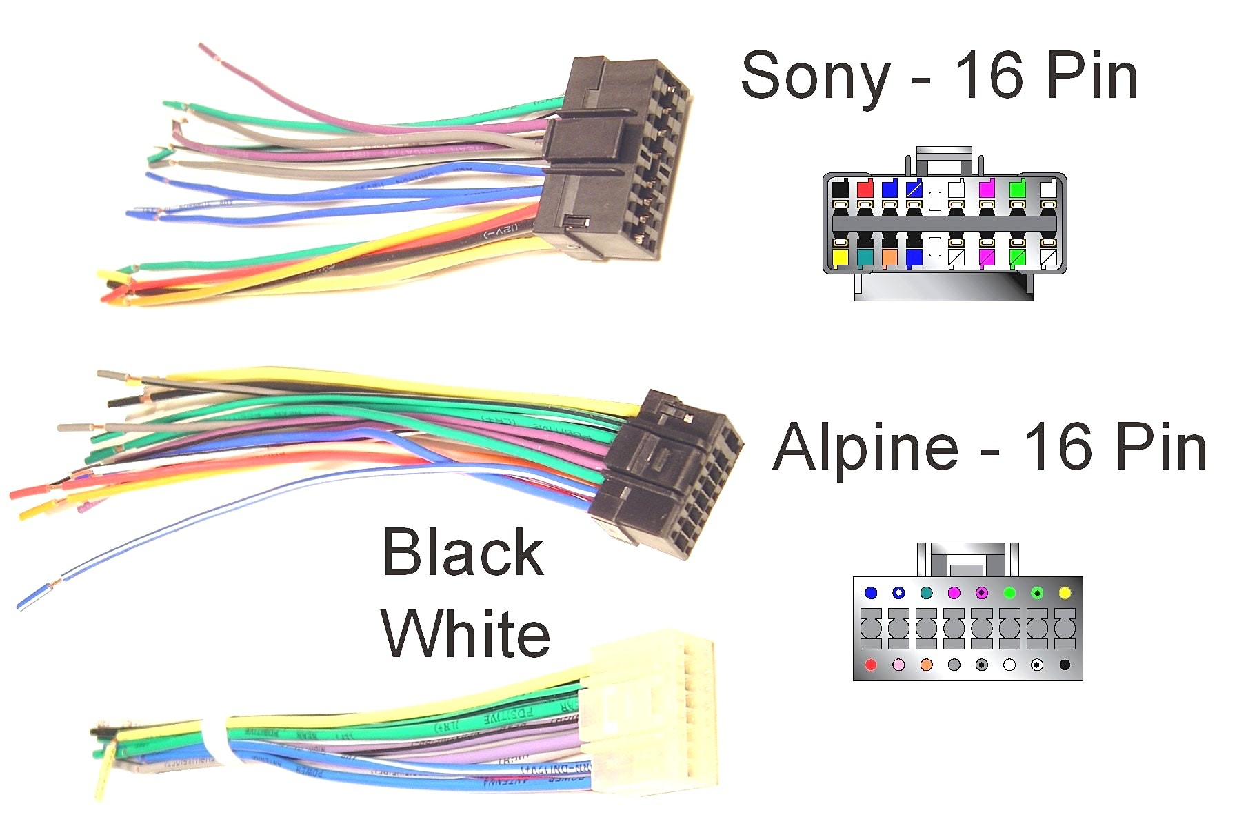 Sony Car Cd Player Wiring Diagram | Wiring Diagram - Sony Xplod Car Stereo Wiring Diagram