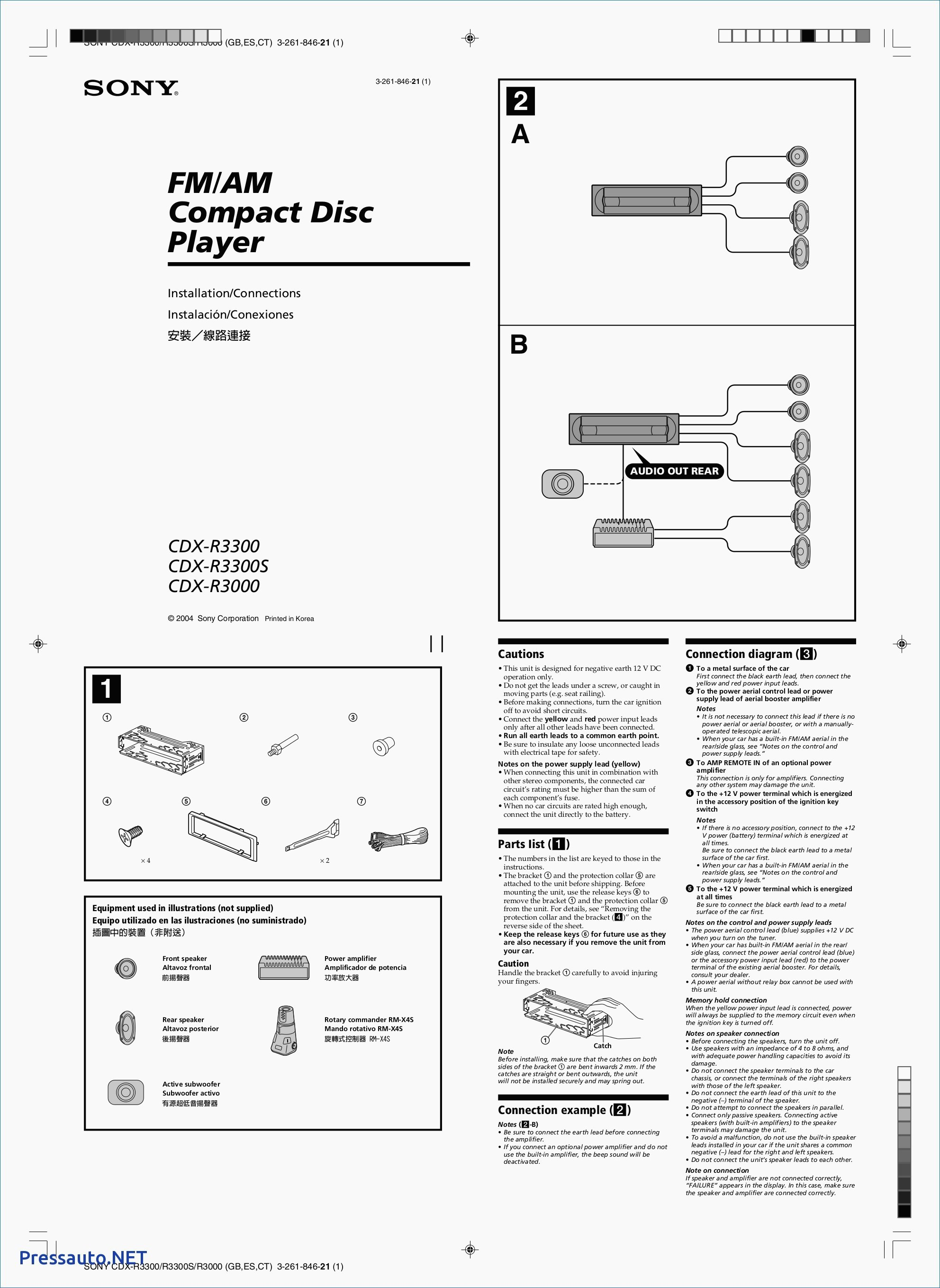 Sony Car Stereo Cdx Gt565Up Wiring Diagram | Wiring Diagram - Sony Cdx Gt565Up Wiring Diagram