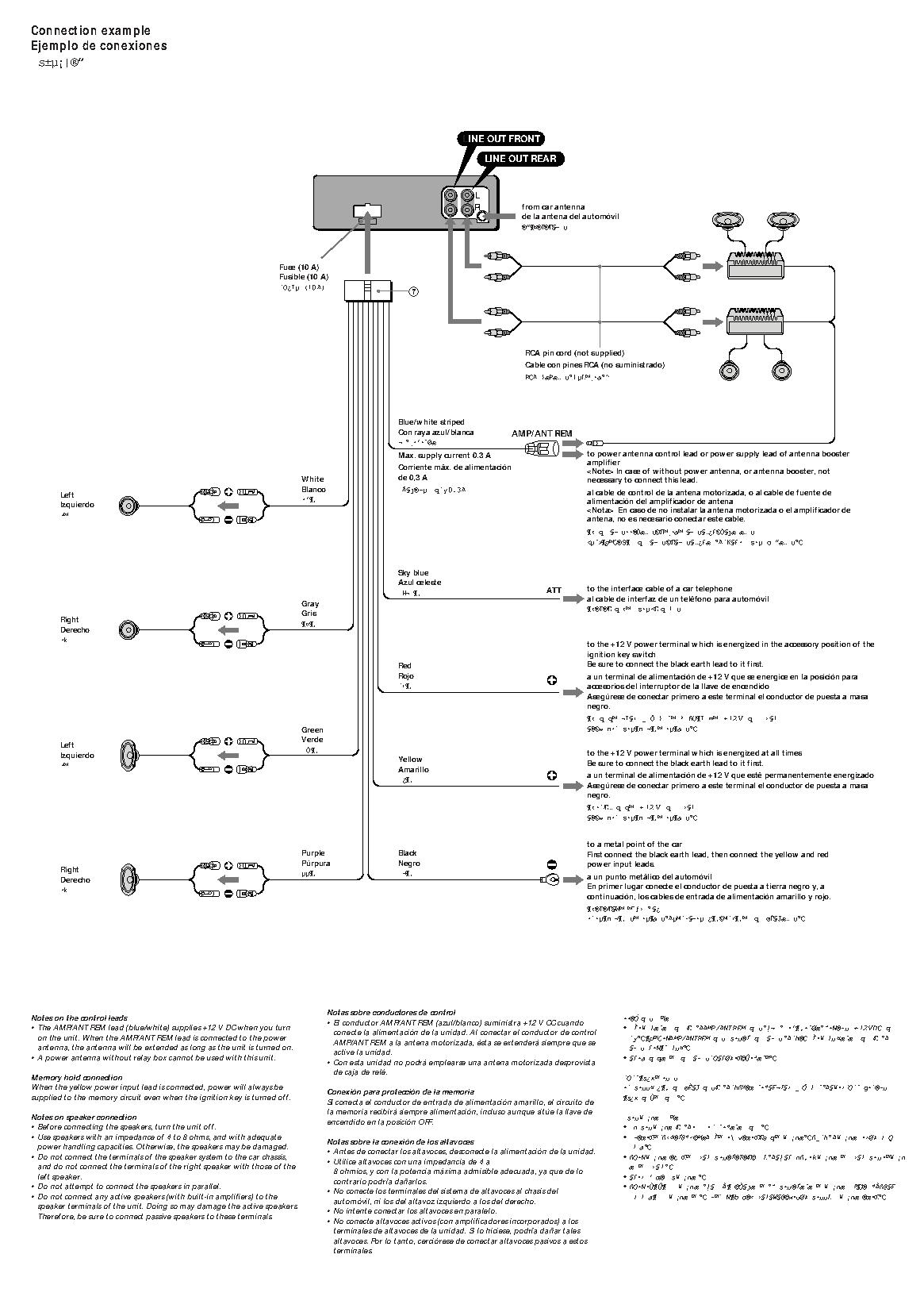 Sony Cdx Gt330 Wiring Diagram Fresh Sony Cdx L550X Wiring Diagram - Sony Cdx Gt565Up Wiring Diagram