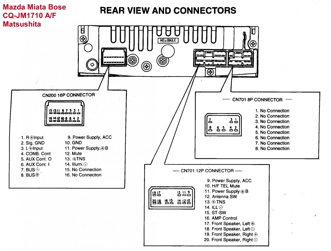 Sony Xplod Deck Wiring Diagram | Manual E-Books - Sony Xplod 52Wx4 Wiring Diagram
