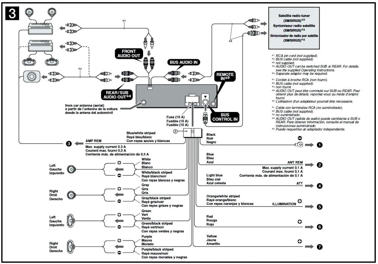 Sony Xplod Stereo Wiring Diagram | Wiring Diagram - Sony Xplod Car Stereo Wiring Diagram