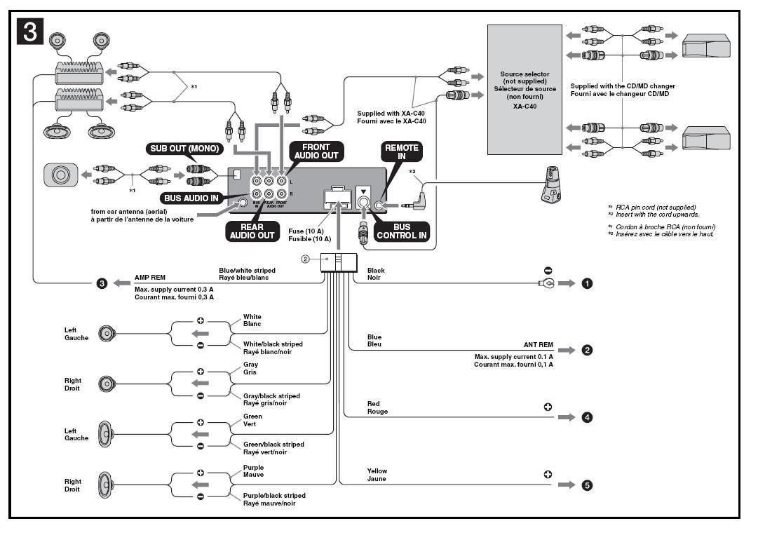 Sony Xplod Wiring Diagram Agnitum Me And Cdx Gt450U Hd Dump With Or - Sony Xplod Wiring Diagram