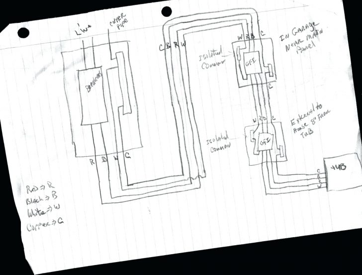 Hot Tub Wiring Diagram
