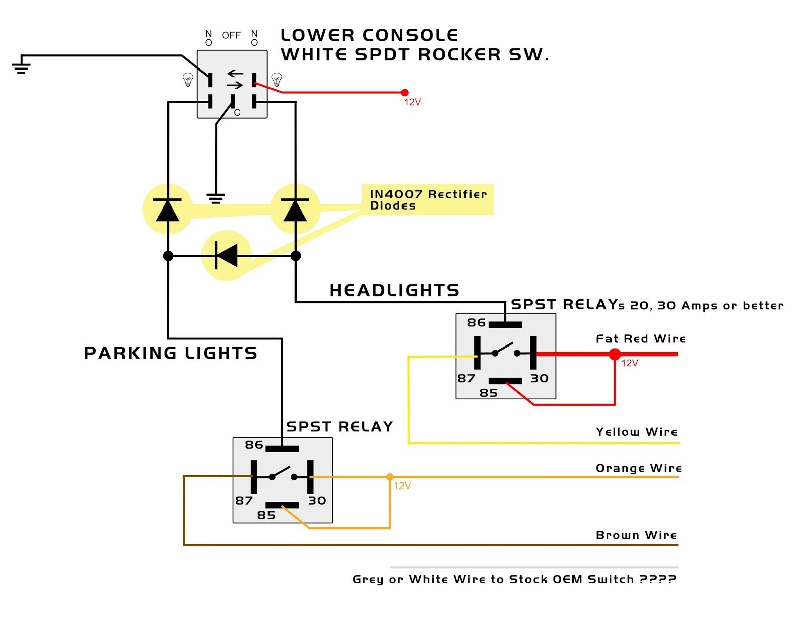 Spdt Toggle Switch Wiring Diagram Tab 4 - Trusted Wiring Diagram - On Off On Toggle Switch Wiring Diagram