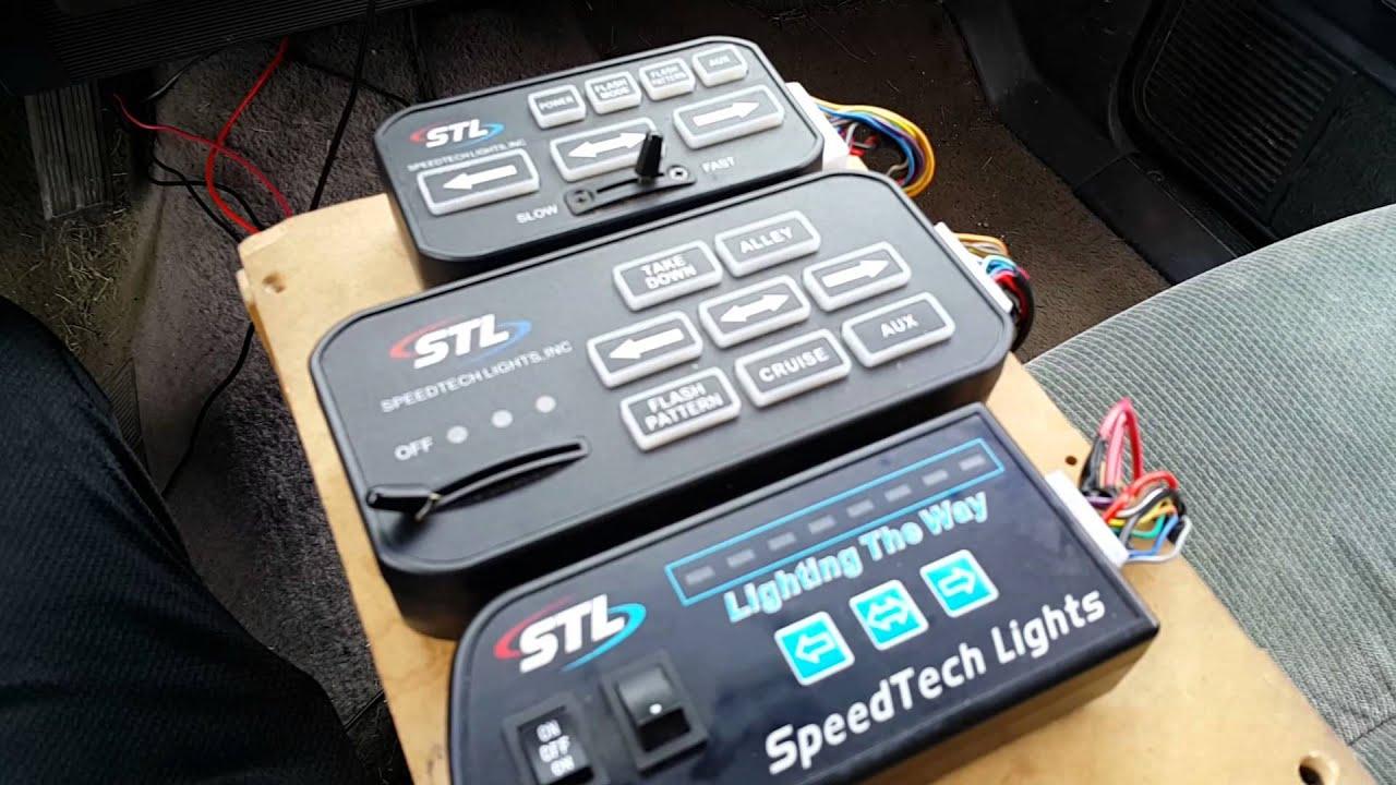 Speed Tech Lights Set Up - Youtube - Speed Tech Lights Wiring Diagram