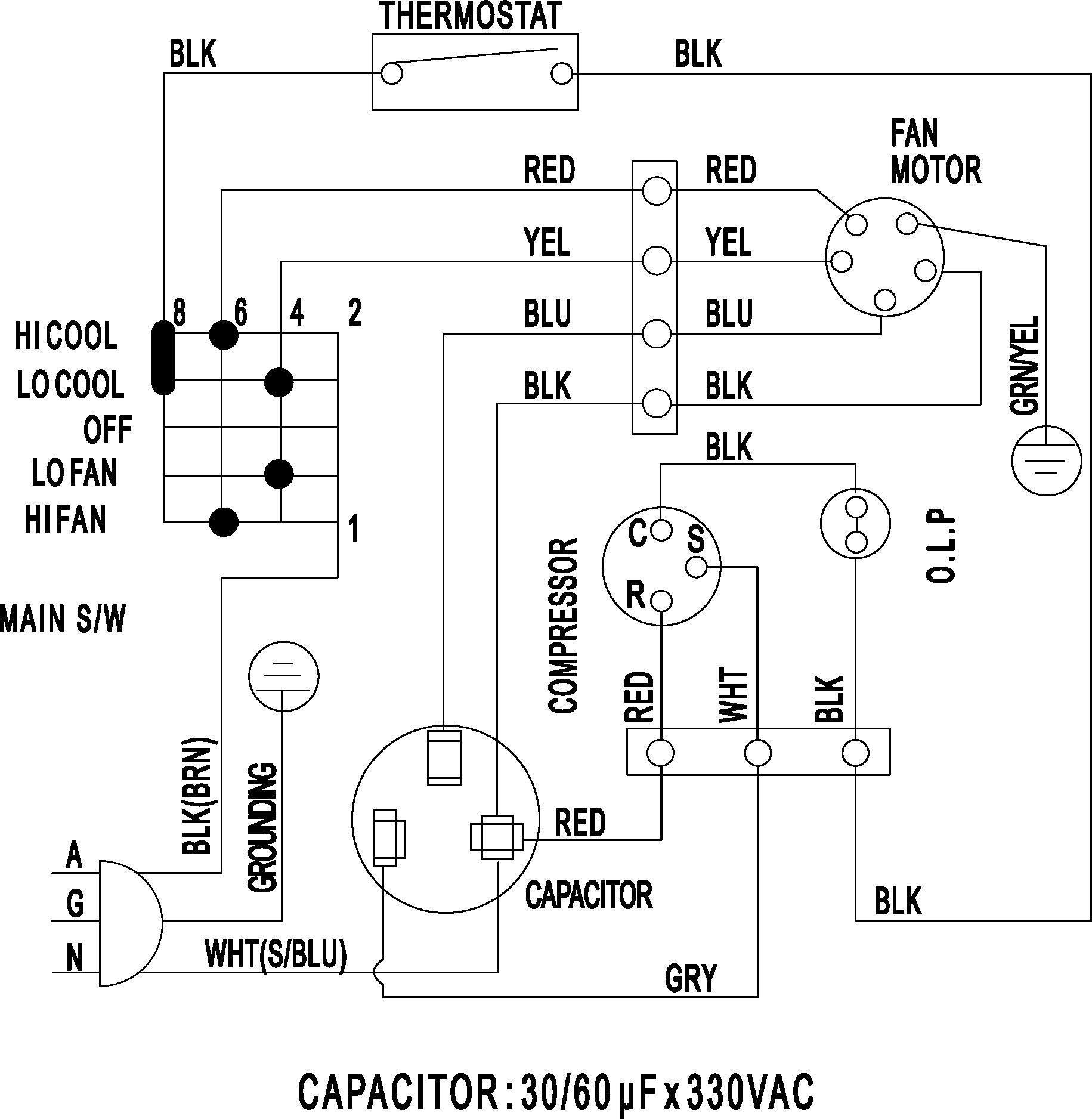 Split Ac Wiring Diagram Pdf | 2019 Ebook Library - Ac Wiring Diagram Pdf