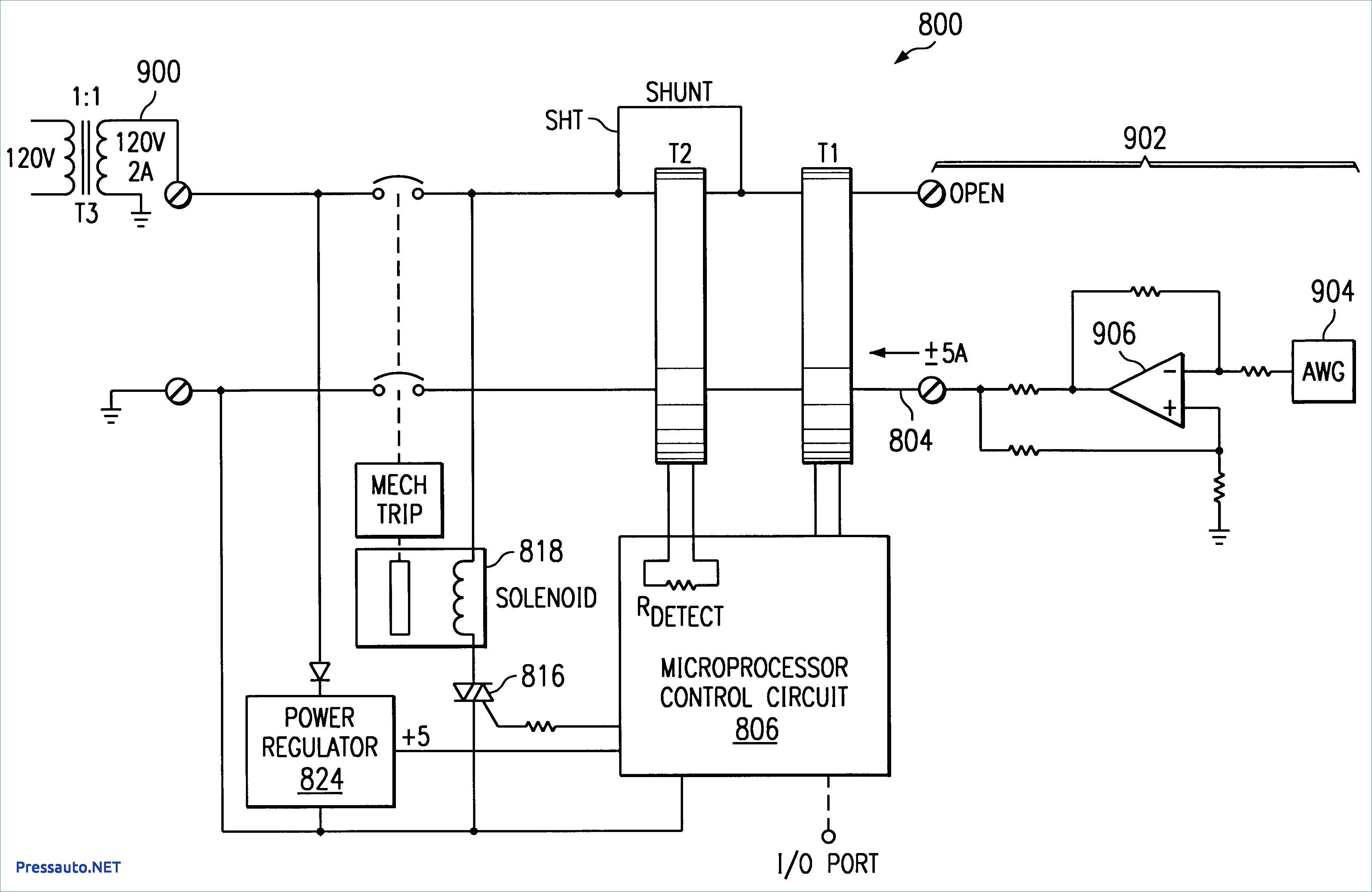 Square D Ground Fault Breaker Wiring Diagram | Wiring Library - 2 Pole Gfci Breaker Wiring Diagram