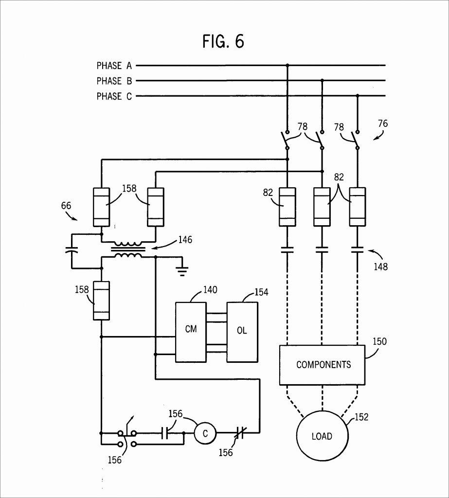 Square D Magnetic Motor Starter Wiring Diagram Elegant Square D   Square D Motor Starters Wiring Diagram