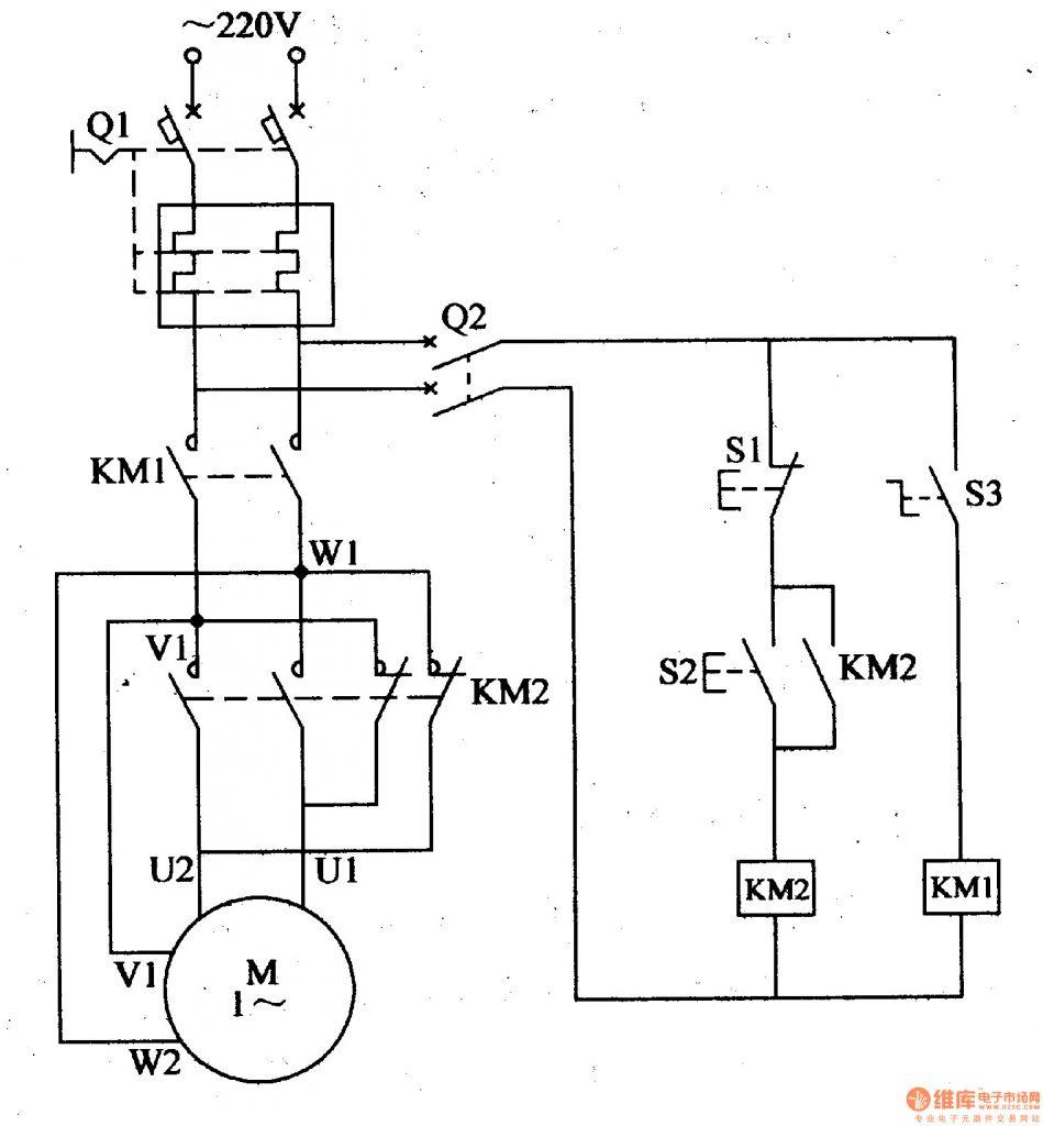 Square D Magnetic Motor Starter Wiring Diagram - Zookastar - Magnetic Starter Wiring Diagram