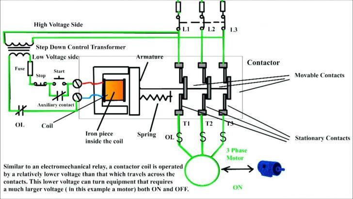 Square D Motor Starter Wiring Diagram