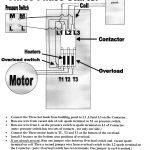 Square D Nema 1 Starter Wiring Diagram   Square D Motor Starter Wiring Diagram