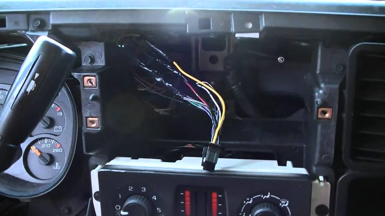 Stereo Wiring Diagram For 2006 Chevy Silverado - Wiring Block Diagram - 2007 Tahoe Radio Wiring Diagram
